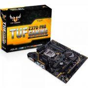 Placa Mãe ASUS TUF Z370-PRO Gaming P/ INTEL LGA 1151 DDR4 USB 3.1 SATA III