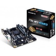 Placa Mãe Gigabyte GA-78LMT-USB3 DDR3 P/ AMD AM3/AM3+