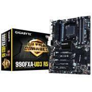 Placa Mãe Gigabyte GA-990FXA-UD3 R5 P/ AMD AM3/AM3+