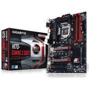 Placa Mãe Gigabyte GA-H170-GAMING 3 DDR3 P/ INTEL LGA 1151