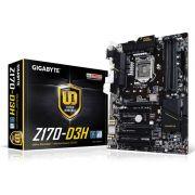 Placa Mãe Gigabyte GA-Z170-D3H DDR4 P/ INTEL LGA 1151