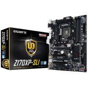 Placa Mãe Gigabyte GA-Z170XP-SLI DDR4 P/ INTEL LGA 1151