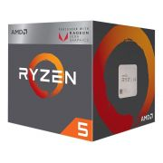 Processador AMD RYZEN 5 2400G 3.6GHZ AM4 C/ Cooler YD2400C5FBBOX