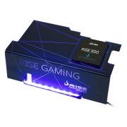 Psu Cover Rise Experience LED AZUL com Suporte de SSD RG-CP-02-EXP