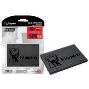SSD 120GB Kingston A400 SATA III SA400S37/120G