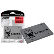 SSD 120GB Kingston UV500 SATA III 2.5 POL SUV500/120G