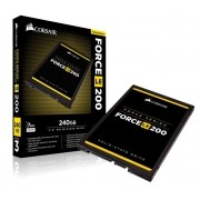 SSD 240GB Corsair Force Series LE 200 SATA III CSSD-F240GBLE200C