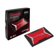 SSD HYPERX Savage 2.5POL 240GB SATA III SHSS37A/240G BOX