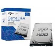 SSHD Seagate Game Drive 2.5 POL 1TB+8GB SATA III para Playstation STBD1000101