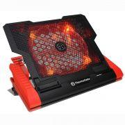 Suporte / Cooler para Notebook Thermaltake Massive 23GT LED Vermelho CLN0019