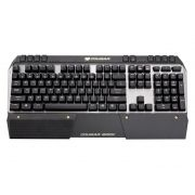 Teclado Gamer Mecânico Cougar 600K CHERRY MX BROWN ABNT2 CGR-WM4SB-600