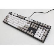Teclado Gamer Mecânico DUCKY Channel ONE 2 Keycaps Cinza CHERRY MX RED DKON1608-RUSPHZBB5