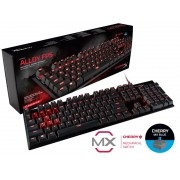 Teclado Gamer Mecânico HYPERX ALLOY FPS CHERRY MX Blue HX-KB1BL1-NA/A4