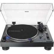 Toca Discos Audio Technica LP140XP Profissional DJ Bivolt Preto AT-LP140XP-BK