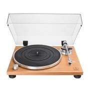 Toca Discos Audio Technica LPW30TK Manual, Acionado por Correia, Bivolt Madeira AT-LPW30TK