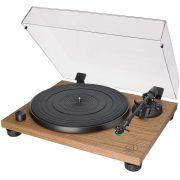 Toca Discos Audio Technica LPW40WN Manual Bivolt Madeira AT-LPW40WN