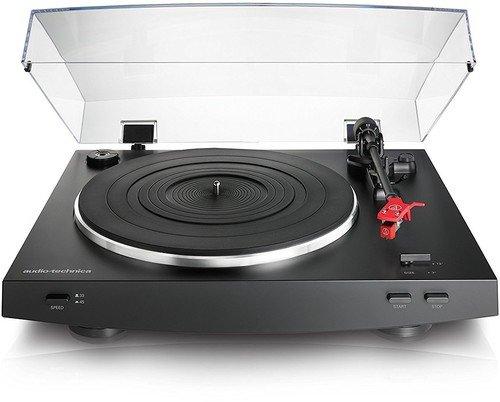 Toca Discos Audio Technica AT-LP3BK Preto bd558c04de6