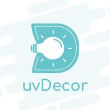 uvDecor Presentes e Decorações Criativas