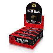 Gas Bar caixa com 12 unidades - Sabor Frutas Vermelhas