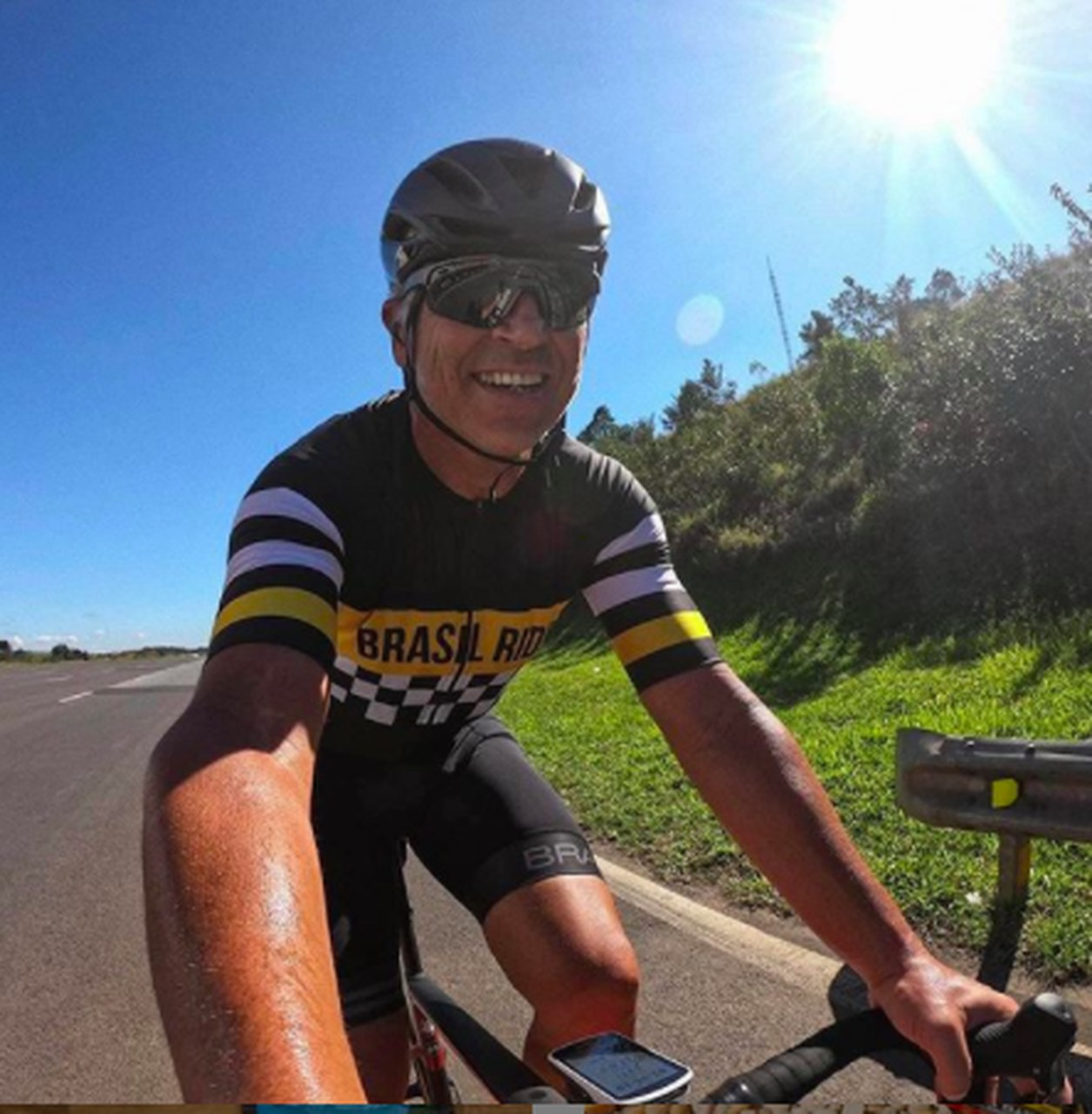 Bretelle Brasil Ride Masculino - New