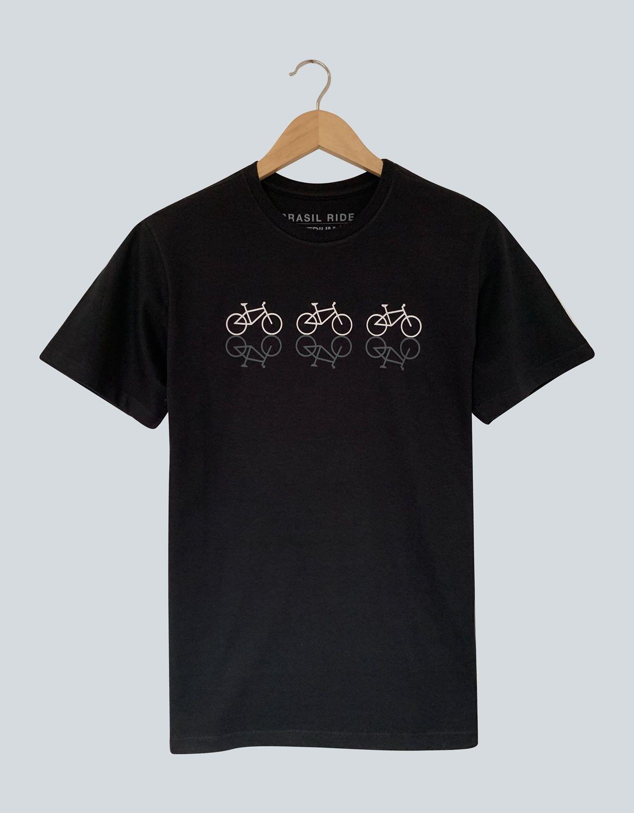 T-Shirt Bikes Black
