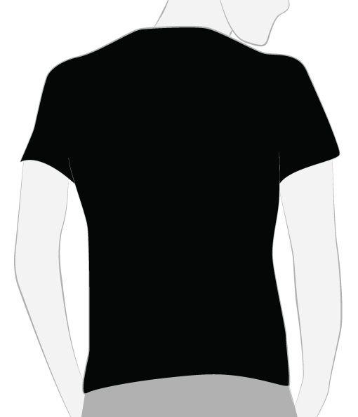 Camiseta preta bike