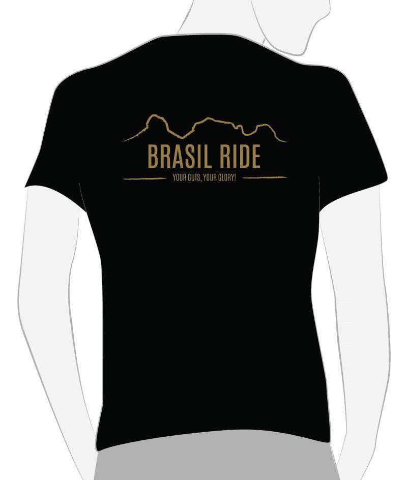 Camiseta preta cuesta