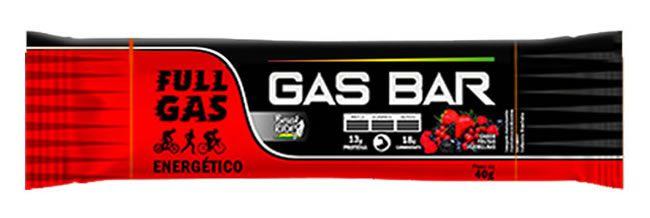 Gas Bar unidade - Sabor Frutas Vermelhas