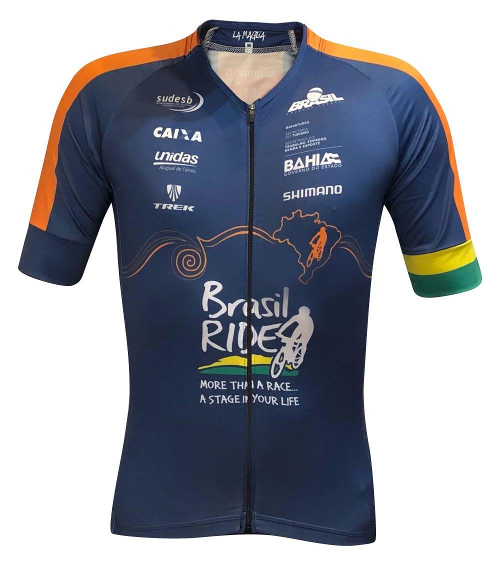 Jersey Brasil Ride