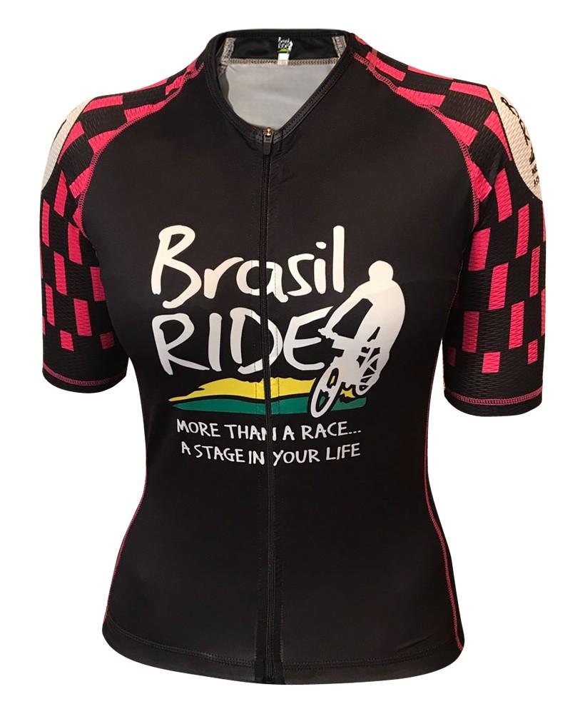 Jersey Brasil Ride Pink