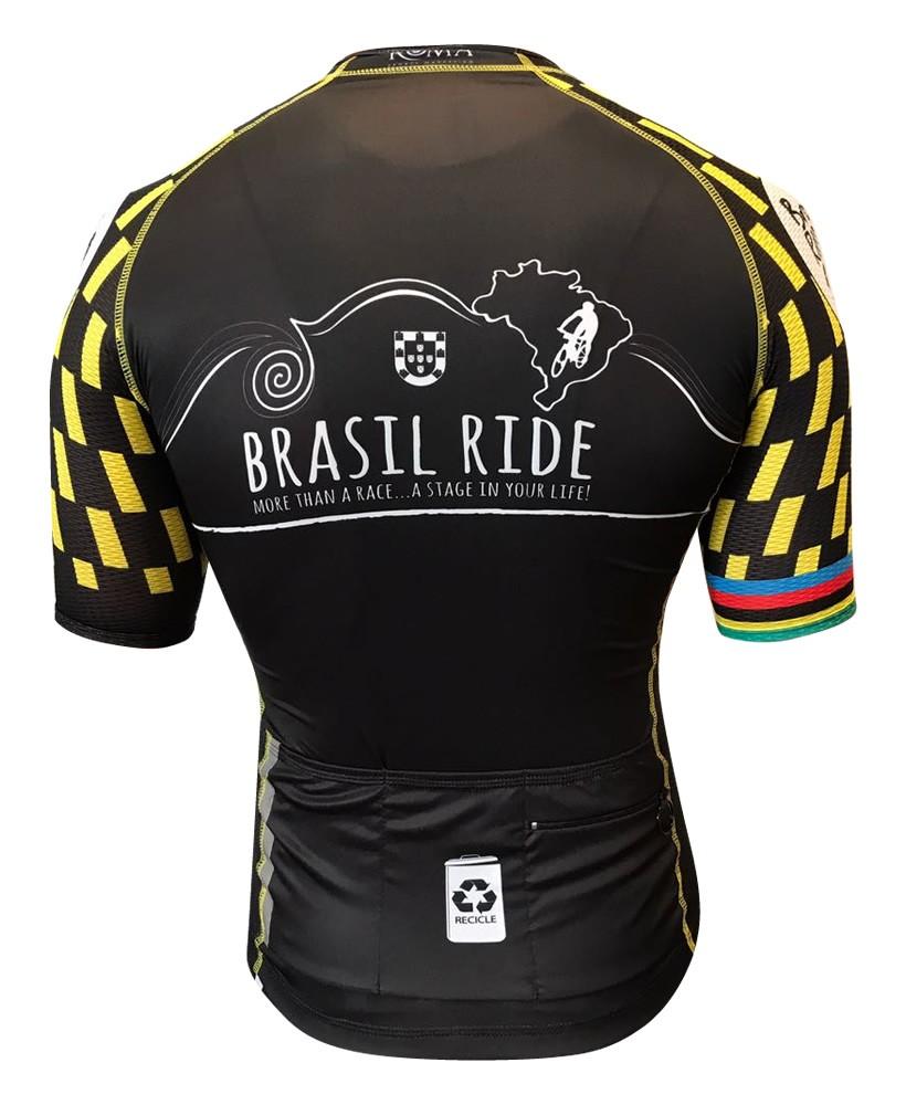 Jersey Brasil Ride Roel Paulissen