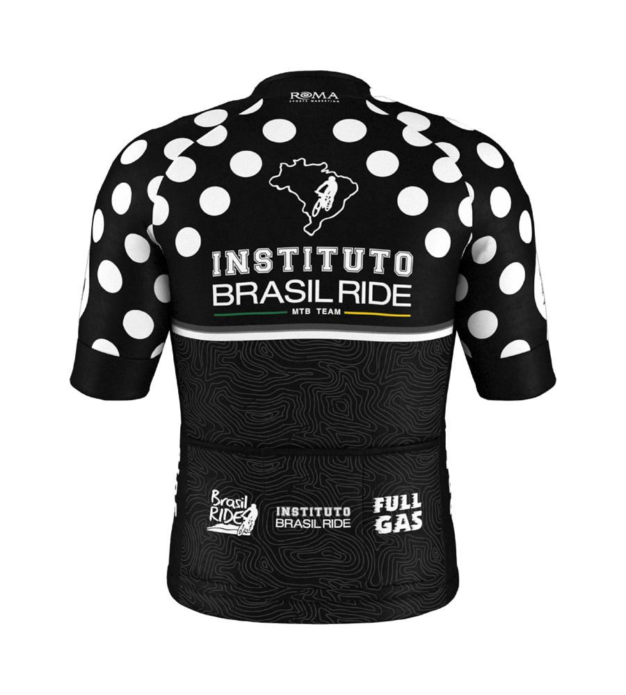 Jersey Instituto Brasil Ride