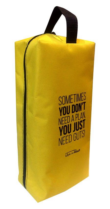 Necessaire amarela