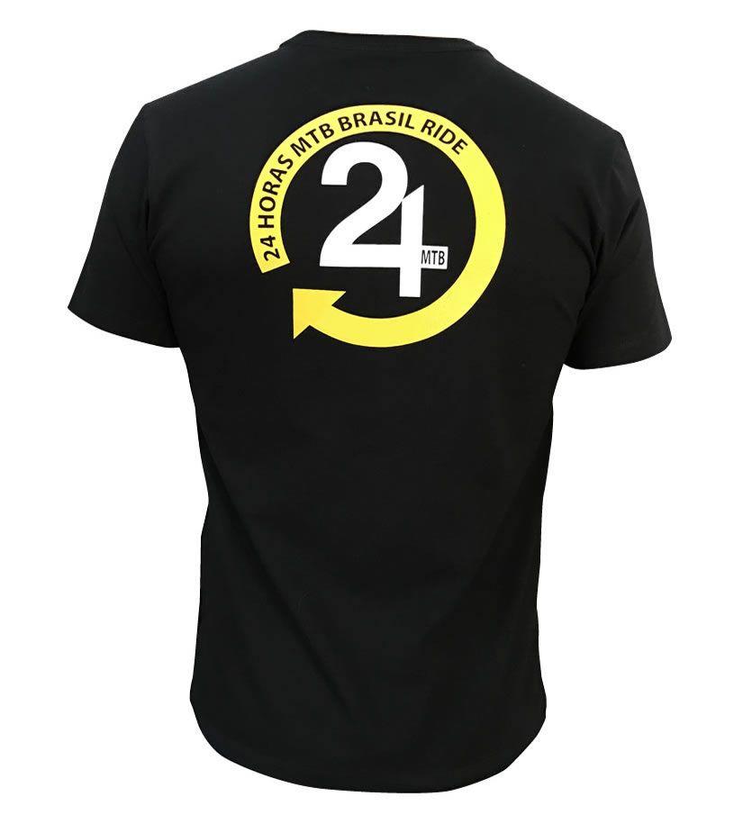 T-shirt 24h Brasil Ride