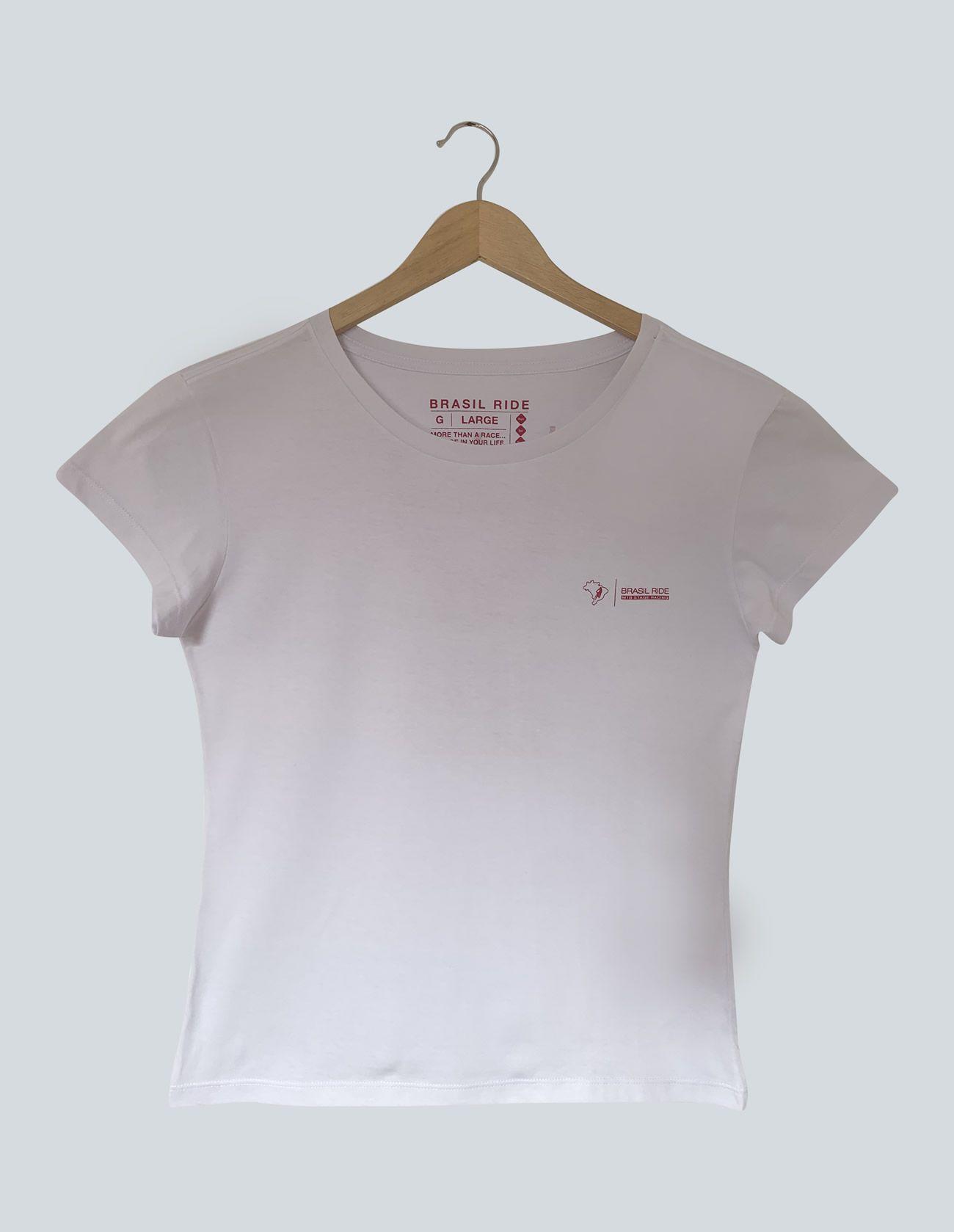 T-Shirt Bike Rosa