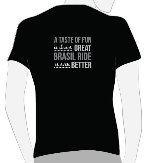 T-Shirt Dry Black