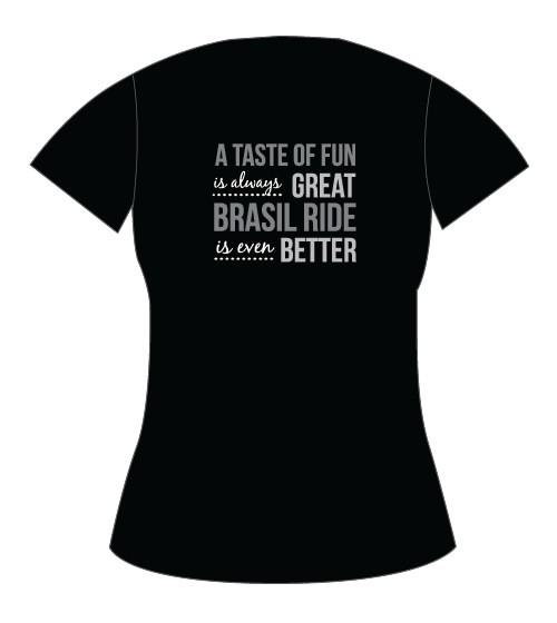 T-shirt Dry Black feminina