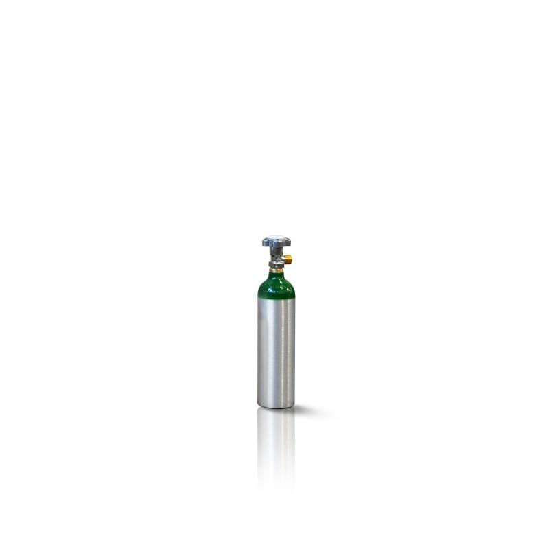 Cilindro de Oxigênio Medicinal Alumínio - 1L