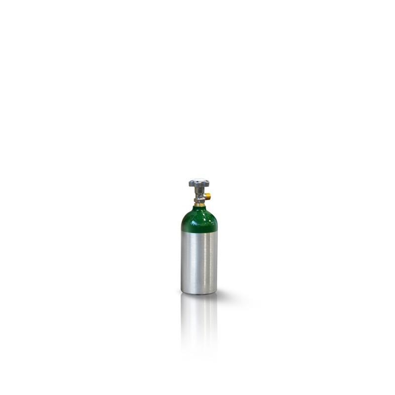 Cilindro de Oxigênio Medicinal Alumínio - 1,7L