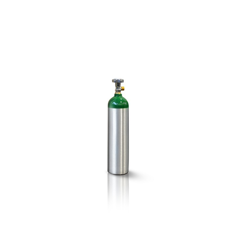 Cilindro de Oxigênio Medicinal Alumínio - 2,8L
