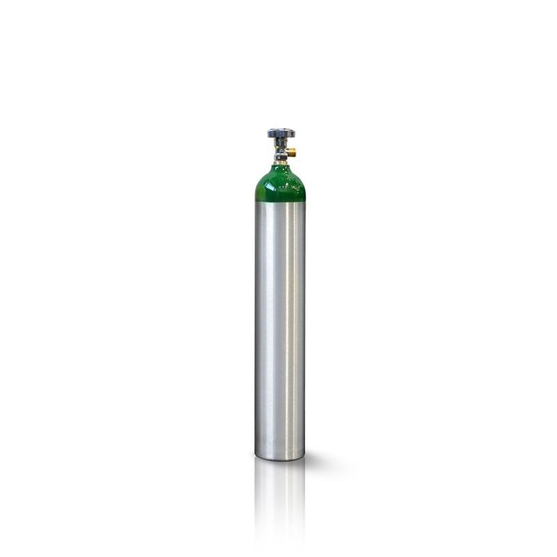 Cilindro de Oxigênio Medicinal Alumínio - 4,6L