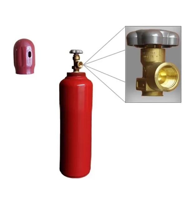 Cilindro para Acetileno - C2H2 - 1Kg
