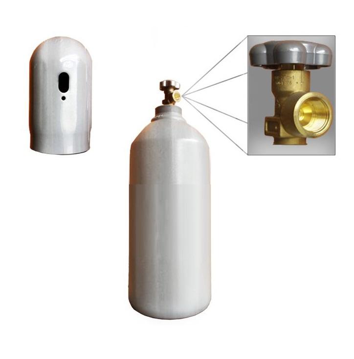 Cilindro para Dióxido de Carbono - CO2 - 20L