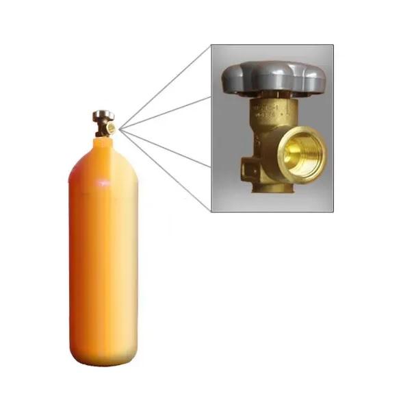Cilindro para Hélio - 5L