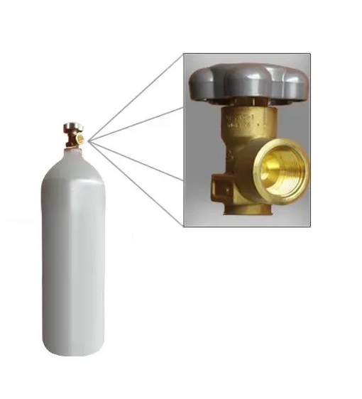 Cilindro para Nitrogênio - 3L