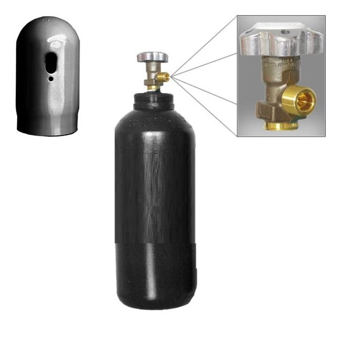 Cilindro para Oxigênio Industrial - 20L