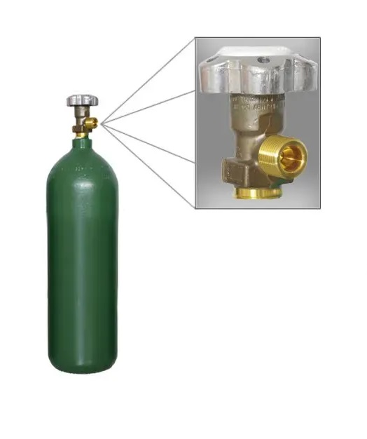 Cilindro para Oxigênio Medicinal - 5L