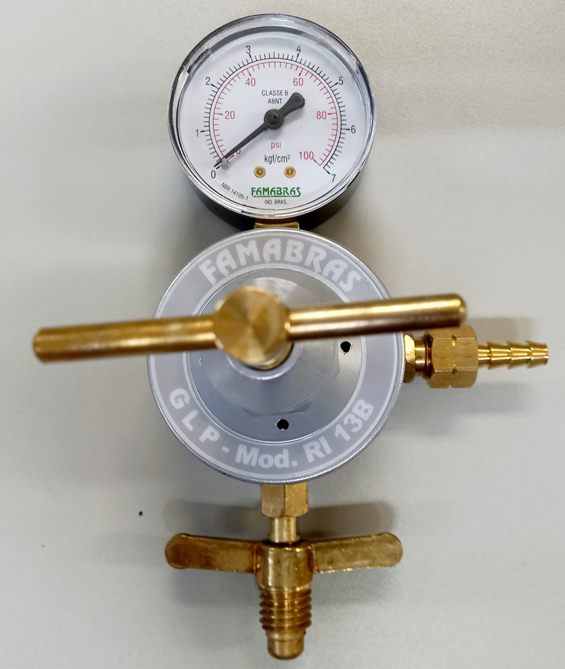 Regulador para Cilindro de GLP - RI 13B