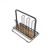 Porta Copos De Mesa Para 6 Copos Cozinha Mesa Escorredor