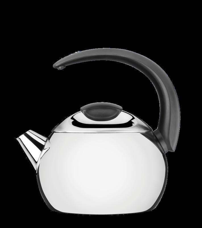 Chaleira Aço Inox 2,25L Para chá ou Café Tramonitna